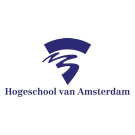 Logo of Hogeschool van Amsterdam