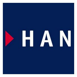 Logo van HAN university of applied sciences