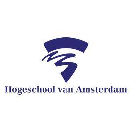 Logo van Hogeschool van Amsterdam